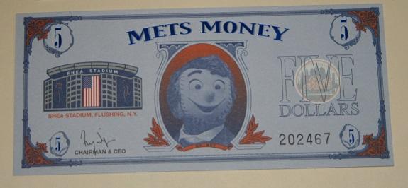 Mets, savings,