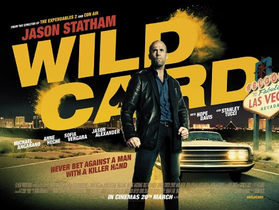 Wild Card, Movie Review, Action, Jason Statham