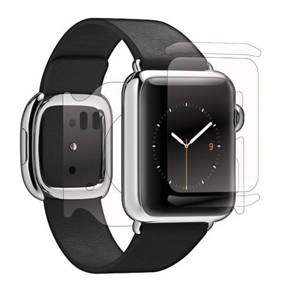 UltraTough, Clear ScreenGuardz, Apple, Watch