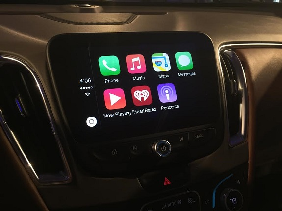 GM, Chevrolet, Chevy, CarPlay, Apple, Android, Android Auto