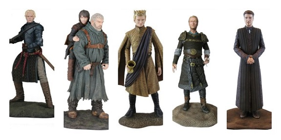 Game of Thrones, figures, HBO