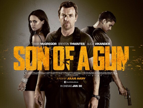 movie review, action, crime, drama, Son of a Gun