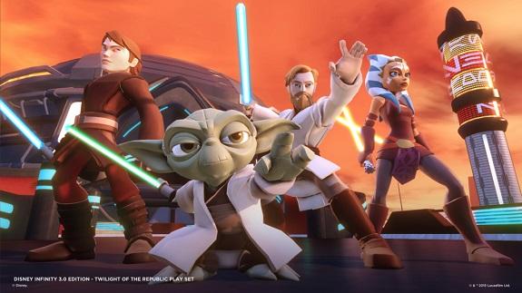 Star Wars,Twilight of the Republic, Ahsoka Tano, Anakin Skywalker, Obi-Wan Kenobi, Yoda