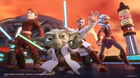 Star Wars,Twilight of the Republic, Ahsoka Tano, Anakin Skywalker, Obi-Wan Kenobi, Yoda