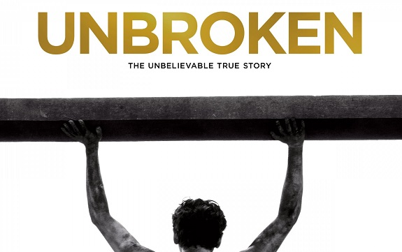 Movie Review, Action, Unbroken