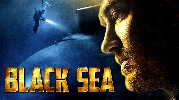 Black Sea, Movie Review, Thriller