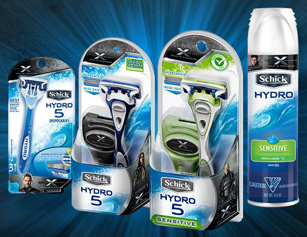 #MakeItEpic, #sponsored, Father's Day, Schick Hydro®, Shaving
