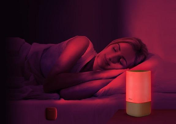 Sleepace, Nox Smart Sleep System, CE Week 2015