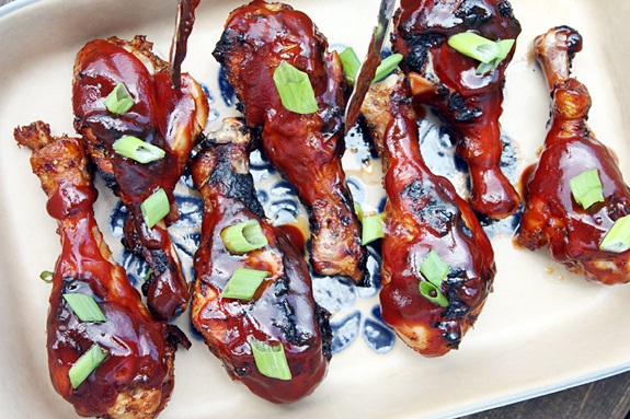 Sweet And Sticky Grilled Chicken, Recipe, foodie, food, BBQ