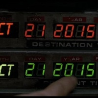 Marty McFly Didn't Return Quite Yet
