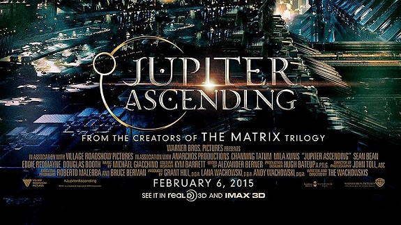 Fantasy, Sci-Fi, Movie Review, movie, Jupiter Ascending