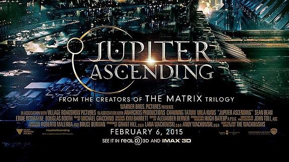 Movie Review Jupiter Ascending 2015 The Guy Corner Nyc