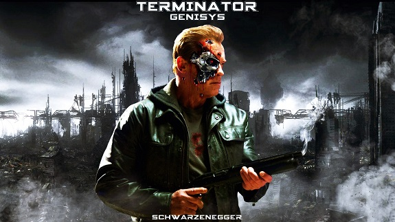 Fantasy, Sci-Fi, Movie Review, Terminator Genisys, Terminator, Genisys, Arnold Schwarzenegger