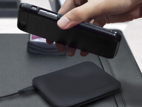 Trident Case, Electra, Power Pad, Qi wireless charging,