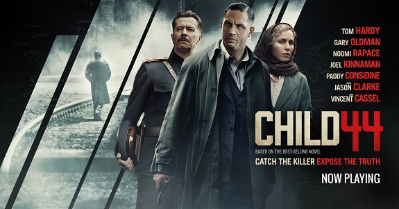 Child 44, movies, movie review, Millitary, Thriller