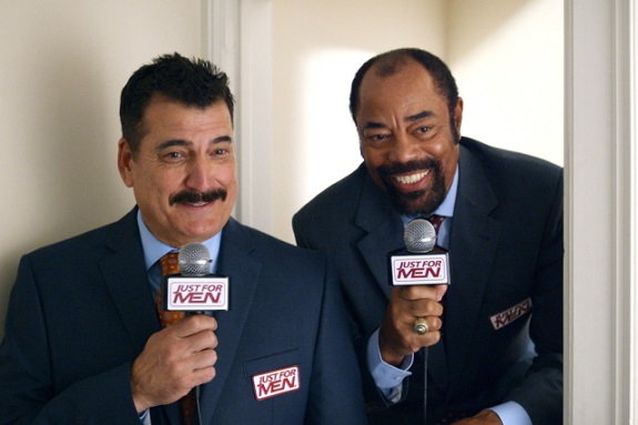 Keith and Clyde, Keith Hernandez, Walt Clyde Frasier, Just For Men,