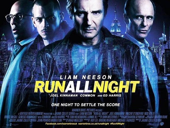 Run All Night, Action, Thriller, movis, Movie Review, Liam Neeson