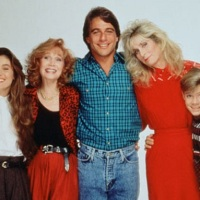 TV Family Life In The 1980's