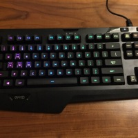 Logitech G Unveils Tenkeyless Mechanical Gaming Keyboard