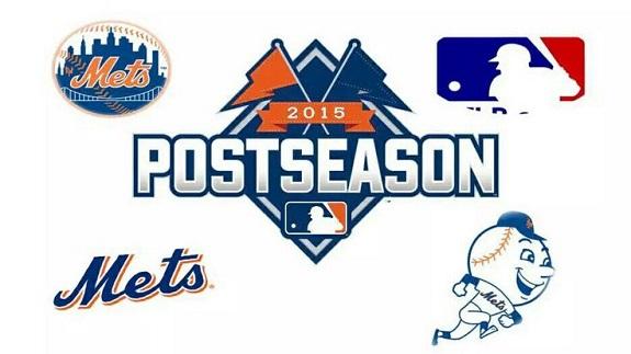 2015, NY Mets, Mets, MLB, Post Season