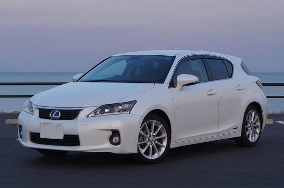 cars, Lexus, Toyota, technology