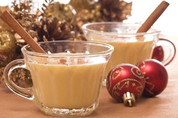 Christmas, Eggnog, Family, Glass, Home, Ice cream, Milk, Quart, Recipes