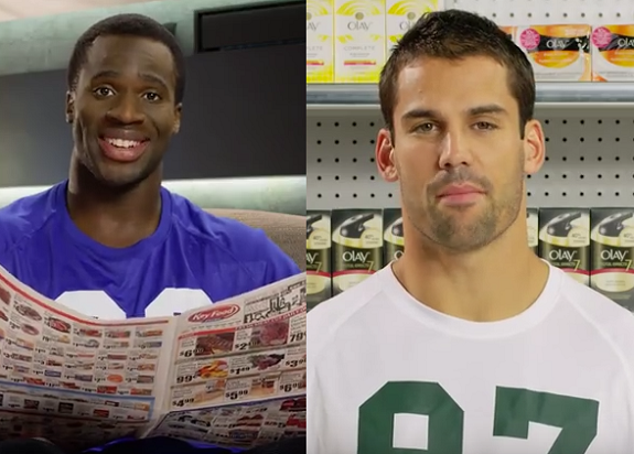 #ad, #theClosestRivals, Eric Decker, Key Food, NY Giants, NY Jets, P&G, Prince Amukamara, Procter & Gamble, The Closest Rivals