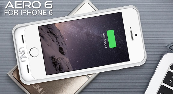 official photos be01e 5c4c5 uNu Aero 6 Wireless Charging Battery Case: The Review – The Guy ...