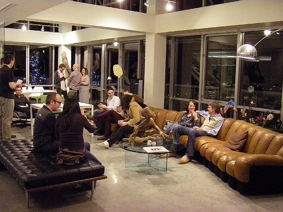 artwork, wet bar, suit, knives, BBQ, pit barrel cooker, foosball table, gaming console, big screenTV, Lazy Boy chair,