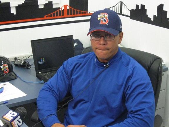 Pedro Lopez, Glenn Abbott, Luis Natera, Binghamton Mets, Mets, Dane Inderrieden,