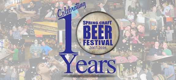 Elmont, 10th Anniversary, Bemont Racetrack, 2016, Beer, breweries, brewery, craft beer, hops, LI, Long Island, Nassau Coliseum, NY, Spring Craft Beer Festival, spring festival, Uniondale