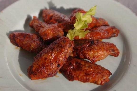 baked, healthy, wings, foodie, yum, food, recipe, appetizer
