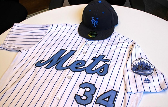 NY Mets, uniforms, special event, 2016, MLB