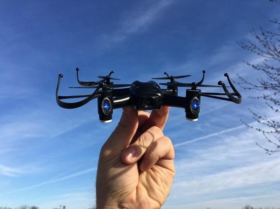 tech, Black Talon, drone, AERIX, Racing Drone