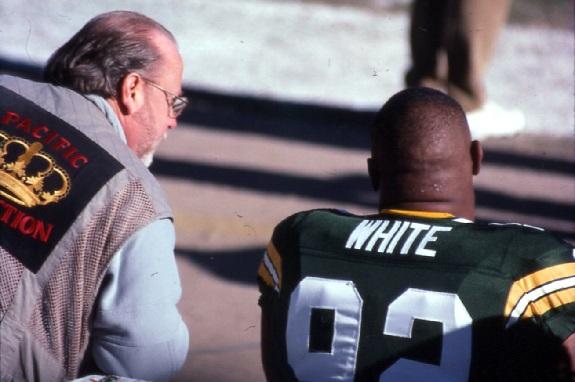 NFL, Reggie White, NFL Players, Inspiration, Clinton Portis, Michael Oher, Ken Harvey, Rocky Boiman,