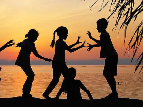 Injury, kids, children, outdoors,
