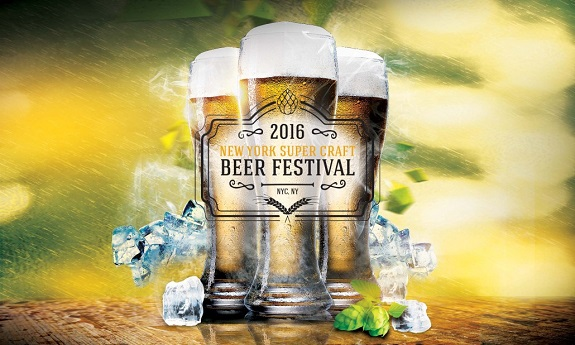 NYC, New York, Super Craft Beer Festival, 2016, Watermark NYC, craft beer, cider, beer festival