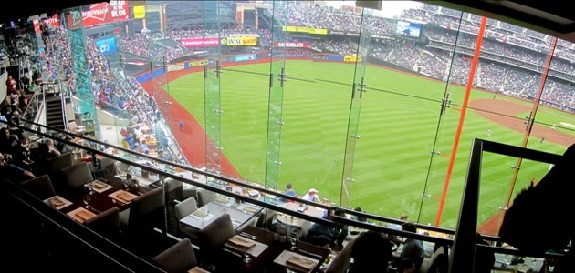Empire Level Suites, Acela Club, NY Mets, Citi Field, Porsche Cars North America, Porsche, cars