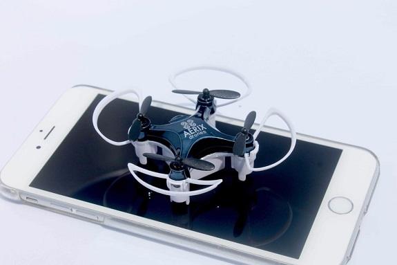 Aerix Drones, VIDIUS VR HD, VR, drones, World's Smallest,