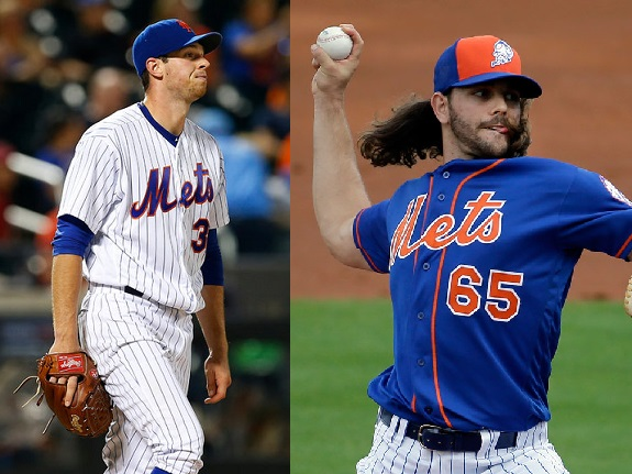AA, AAA, Binghamton, Disabled List, DL, Las Vegas, Neil Walker, NY Mets, Steve Matz, Pacific Coast League., Robert Gsellman, TJ Rivera