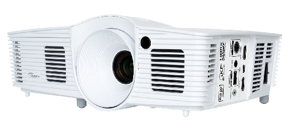 DarbeeVision, Optoma, DVP, HD28DSE, DLP, projectors,