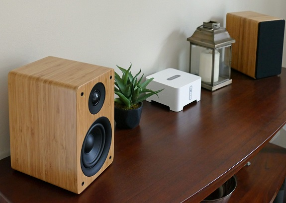 audio, speakers, PeachTree Audio, crowd-funding, Indiegogo