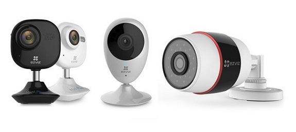 cameras, EZVIZ, HD, night vision, tech, security, security cameras, surveillance