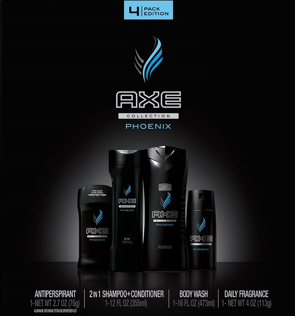 grooming, AXE, male grooming products