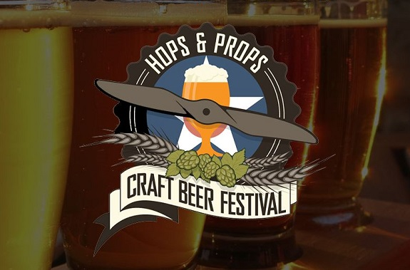 hops & props, cradle of aviation, beer, craft beer, event