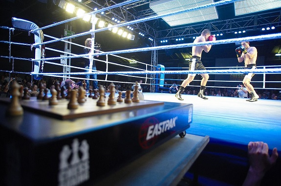 sports, cool sports, chessboxing, surfing, strongman, parkour