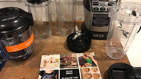 Nutri Ninja, Nutri Bowl, AutoiQ Boost, foodie, drinks, food