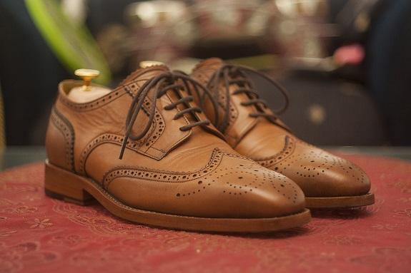 new job, shoes, suit,