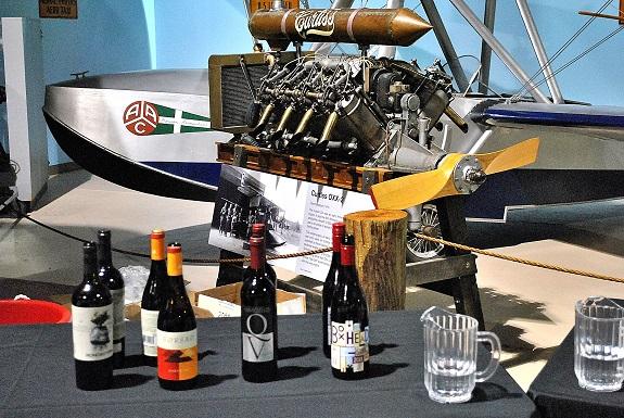 Taste of Flight, wine, events, wine expo, Cradle of Aviation, Long Island, NY