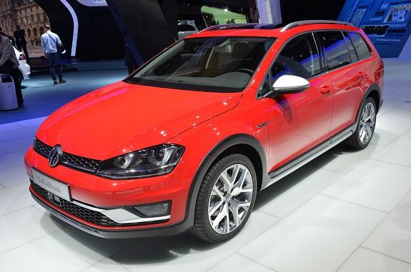 EU, cars, VW, Golf Alltrack, European cars